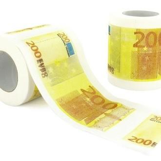Toilet Papier Euro