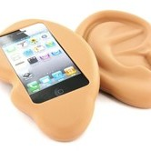 iPhone 4 Ear Shaped Case Cover