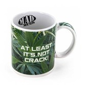 Mug 'At Least It's Not Crack'