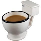 Reuze Toilet Mok