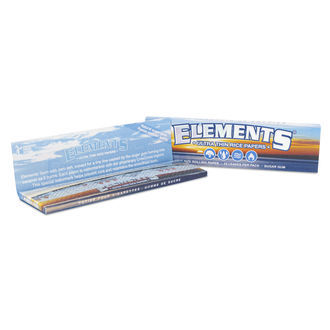 Lange Vloei Elements King Size