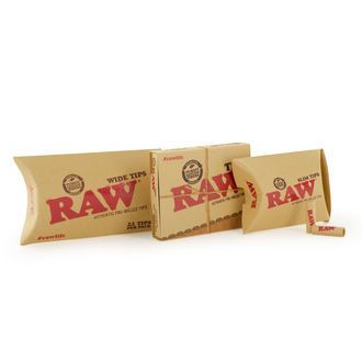 Tips Raw Voorgerold