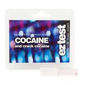 EZ-Test Cocaine & Crack Cocaine