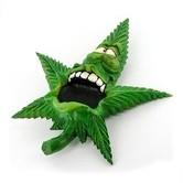 Asbak Cannabuds Big Leaf
