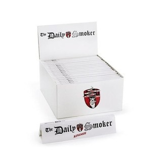 The Daily Smoker Lange Vloei King Size