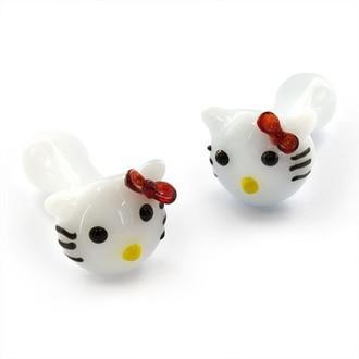 Glazen Pijp Hello Kitty