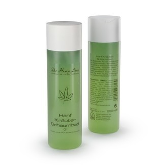 Hemp-Flower Bubble-Bath (Hemp Line)