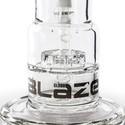Glazen Olie Rig Blaze Turbine Ice