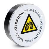 Stashbox Attention! Inhale Slowly!