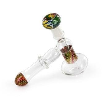 Hammer Bubbler Glazen Pijp
