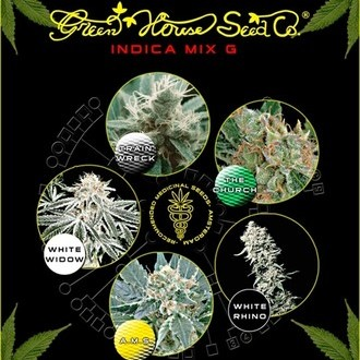 Indica Mix G (Greenhouse Seeds) feminized