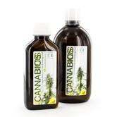 CBD Massage-olie Citroen (Cannabios)