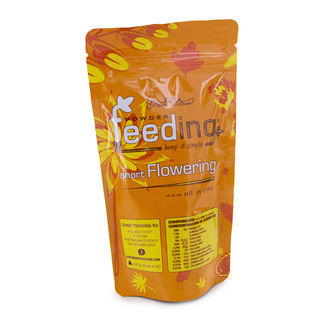 PowderFeeding Short Flowering