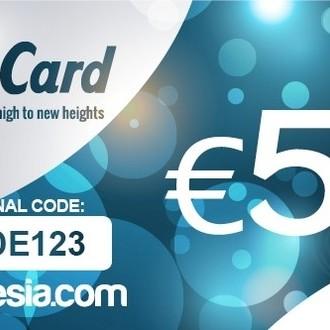Zamnesia Kadobon - 50 euro