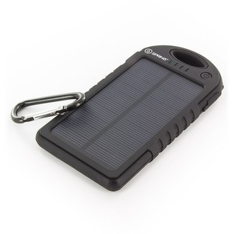 Summit Powerbank (USB/Solar Oplaadbaar)