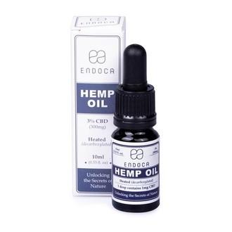 Endoca Hennepolie 3% CBD