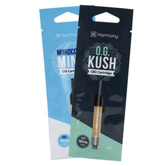 Harmony CBD Cartridge