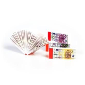 Rolling Tips Euro Biljet