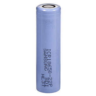 Oplaadbare 18650 batterij (2200 mAh)