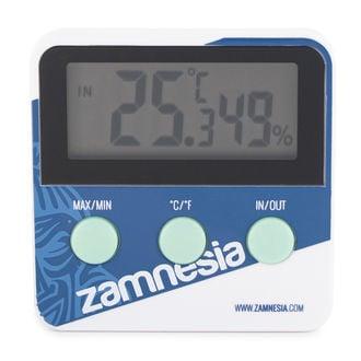 Paddo kweekspullen magic mushroom hygrometer thermometer