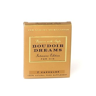 Boudoir Dreams For Him INTENSIVE EDITION (2 Capsules)