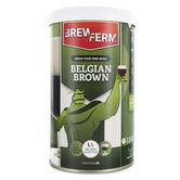 Bierkit Brewferm Belgian Brown (15l)