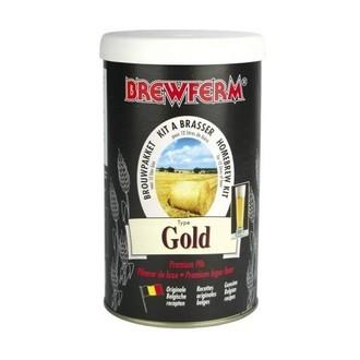 Bierkit Brewferm Gold (12l)