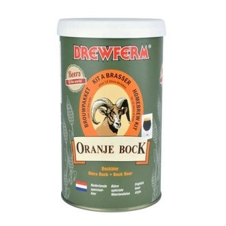Bierkit Brewferm Oranje Bock (12l)