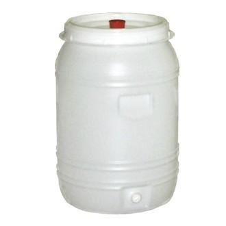 Plastic Fermentatievat 60l (inclusief luchtsluis en kraan)