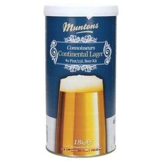 Bierkit Muntons Continental Lager (1,8kg)