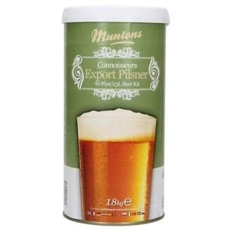 Bierkit Muntons Export Pilsner (1,8kg)