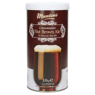 Bierkit Muntons Nut Brown Ale (1,8kg)
