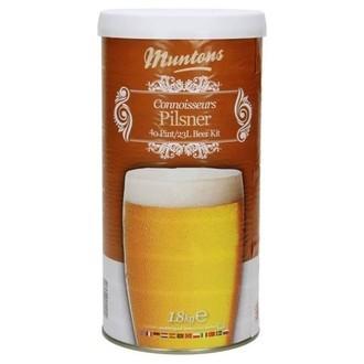 Bierkit Muntons Pilsner (1,8kg)