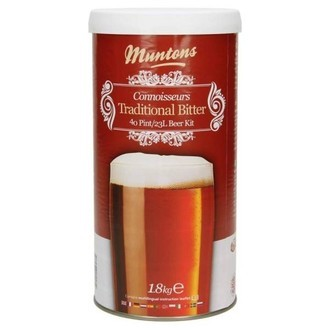 Bierkit Muntons Traditional Bitter (1,8kg)