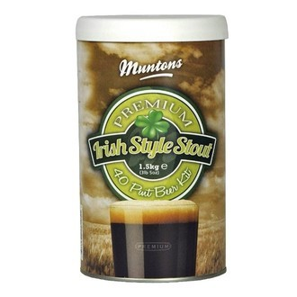 Bierkit Muntons Irish Stout (1,5kg)