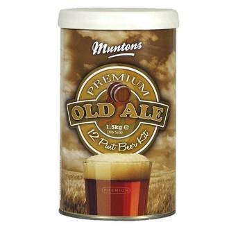 Bierkit Muntons Old Ale (1,5kg)