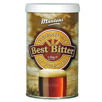 Bierkit Muntons Premium Bitter (1,5kg)