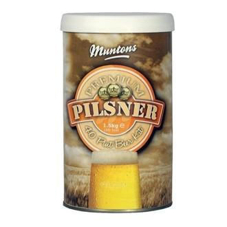Bierkit Muntons Premium Pils (1,5kg)
