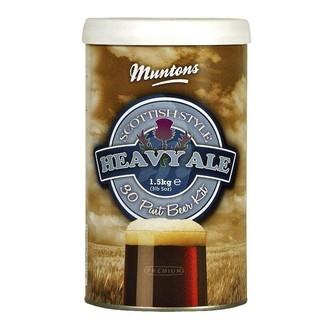 Bierkit Muntons Scottish Heavy Ale (1,5kg)