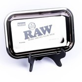 RAW Zwartgouden Rolling Tray LIMITED EDITION