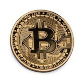 Bitcoin Collector's Coin