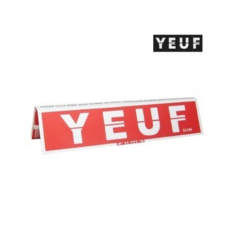 YEUF Vloei King Size Slim + Tips