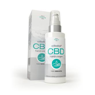CBD Handcrème (Cibdol)