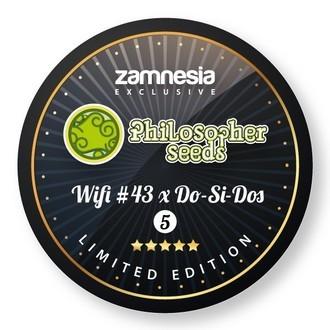 Wifi 43 x Do-Si-Dos (Philosopher Seeds x Zamnesia) feminized