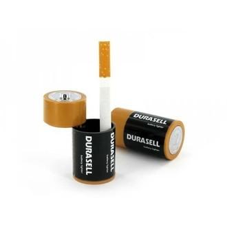Pocket Asbak Batterij