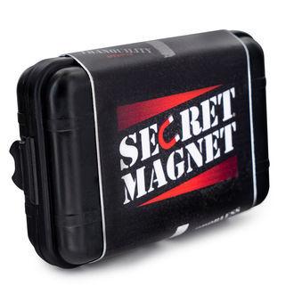 Discrete en magnetische stashbox