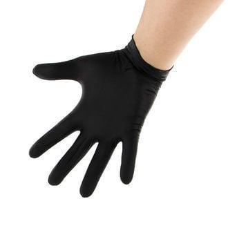 Poedervrije nitril handschoenen