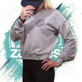 Zamnesia Crop Top Sweater | Dames