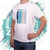 Zamnesia Retro T-Shirt | Heren