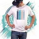 Zamnesia Retro T-Shirt   Heren
